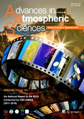 Advances in Atmospheric Sciences杂志