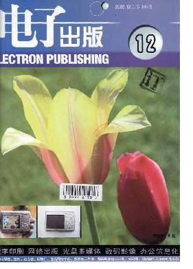 电子出版杂志