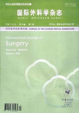 国际外科学杂志