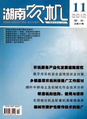 湖南农机杂志