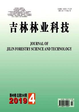 吉林林业科技杂志