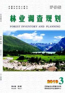 林业调查规划杂志