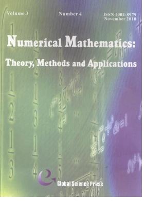 Numerical Mathematics杂志