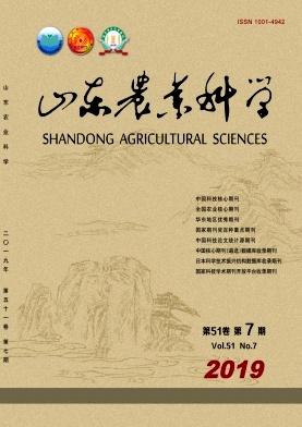山东农业科学杂志