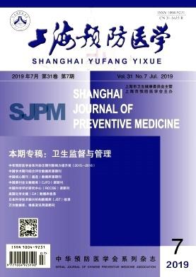 上海预防医学杂志