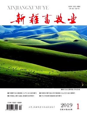 新疆畜牧业杂志