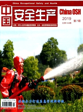 中国安全生产杂志