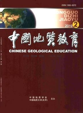 中国地质教育杂志