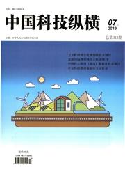 中国科技纵横杂志