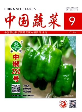 中国蔬菜杂志