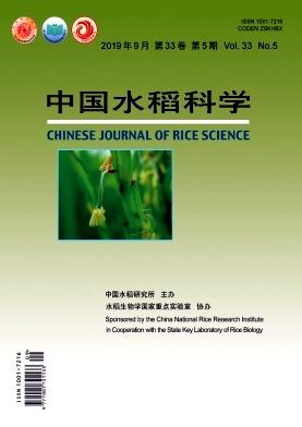 中国水稻科学杂志