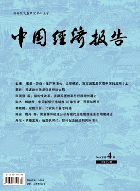 中国经济报告杂志